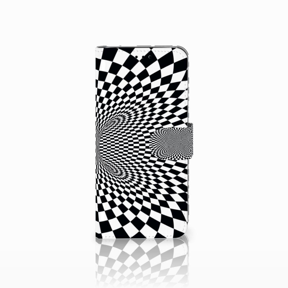 Samsung Galaxy A6 2018 Bookcase Illusie