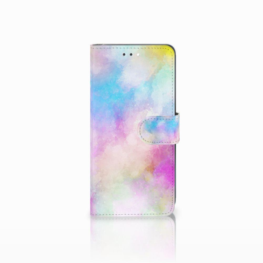 Hoesje Huawei Y7 2018 Watercolor Light