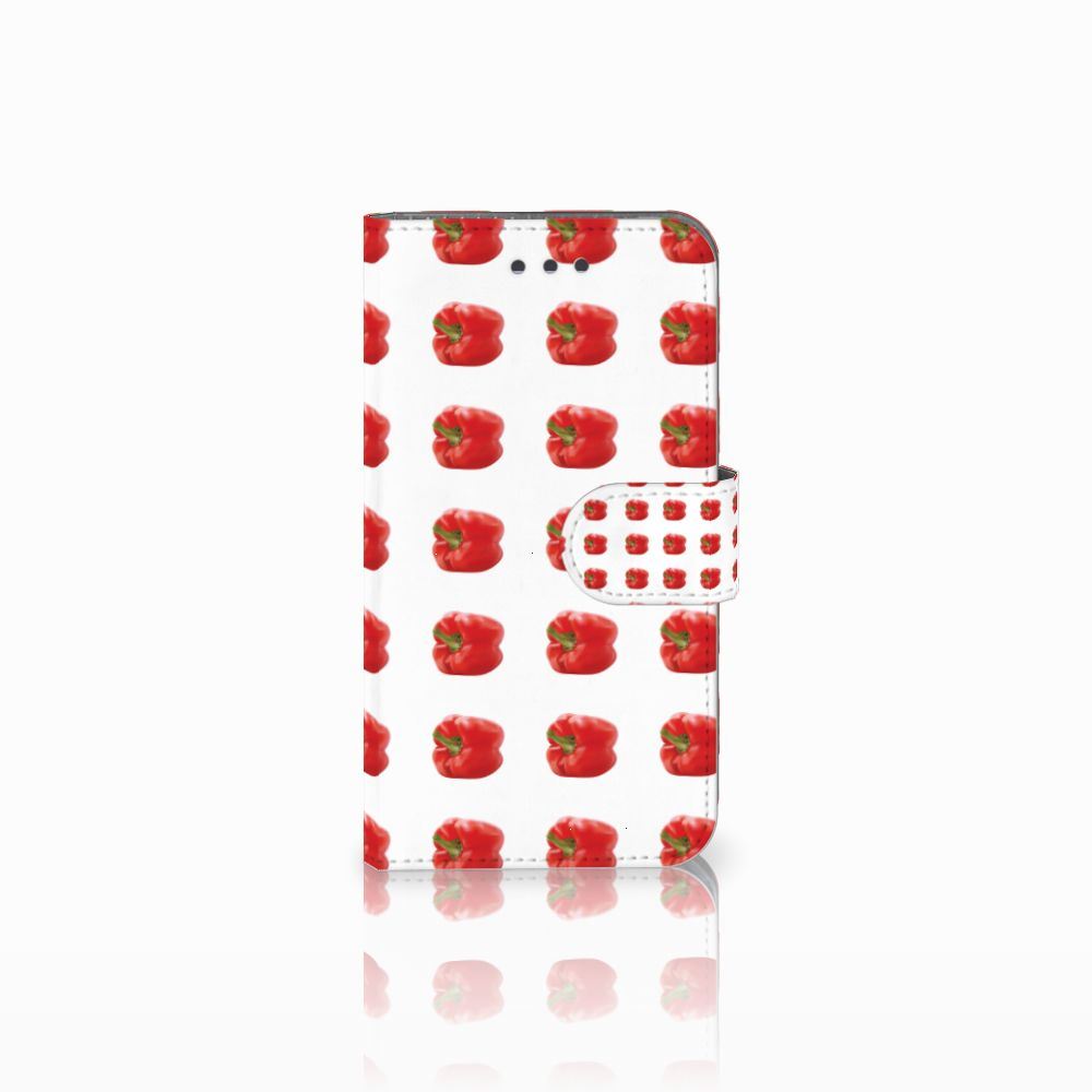 Samsung Galaxy Xcover 3 | Xcover 3 VE Boekhoesje Design Paprika Red