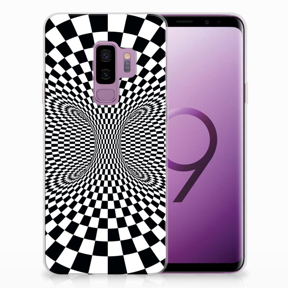 Samsung Galaxy S9 Plus TPU Hoesje Design Illusie