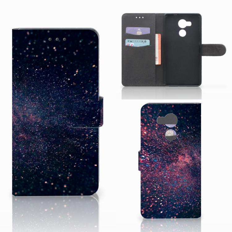 Huawei Mate 8 Bookcase Stars