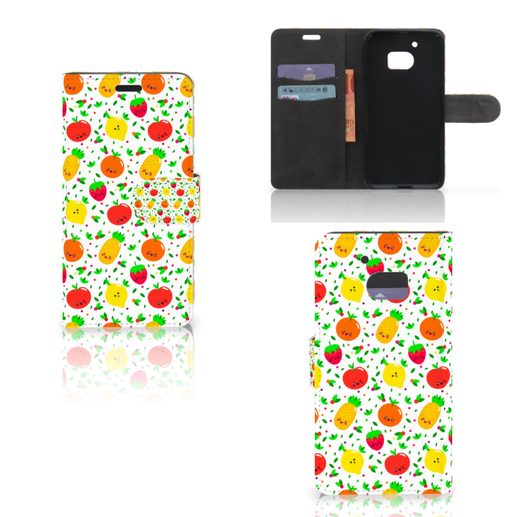 HTC 10 Book Cover Fruits