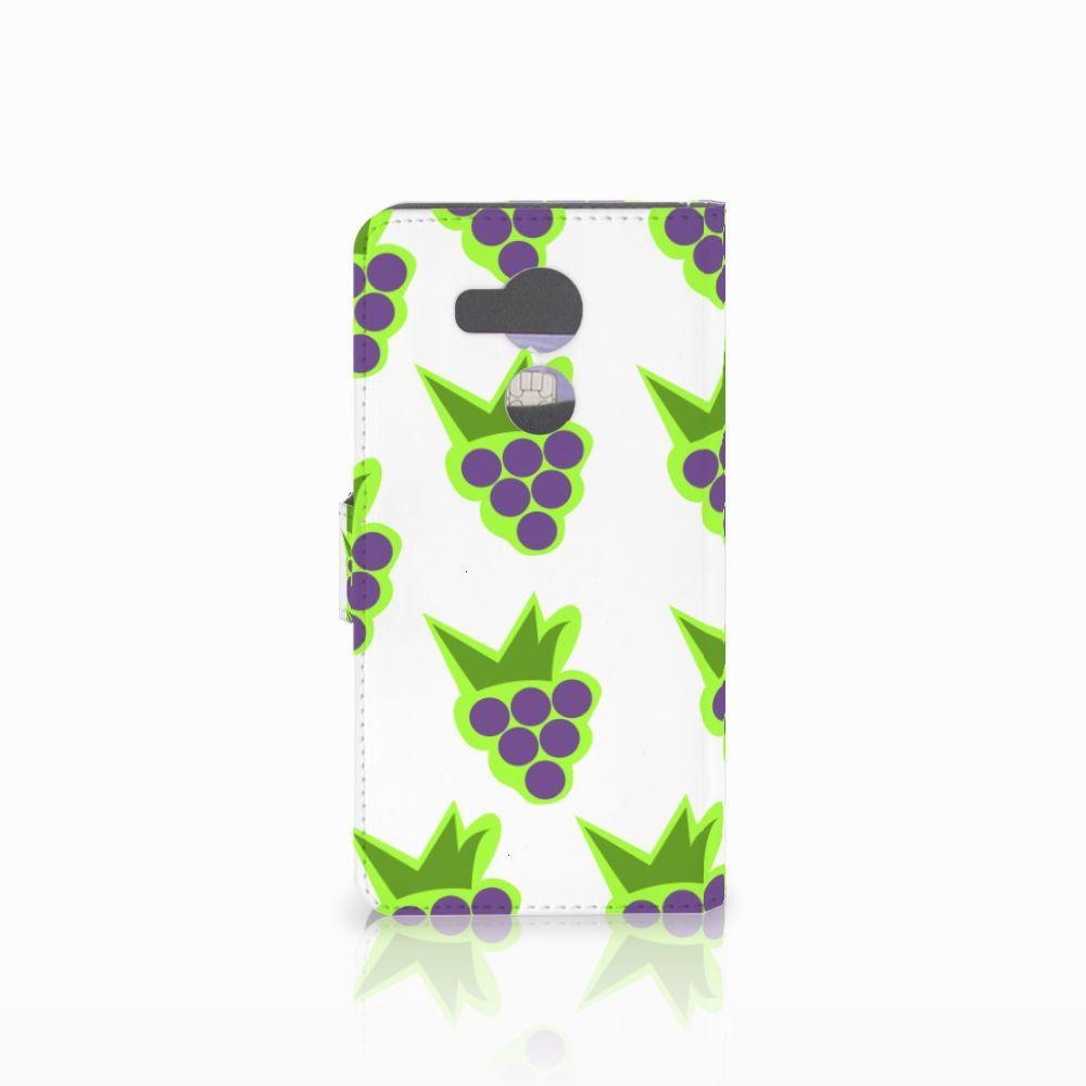 Huawei Mate 8 Book Cover Druiven
