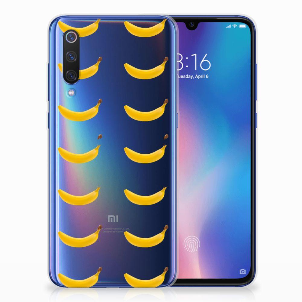 Xiaomi Mi 9 Siliconen Case Banana