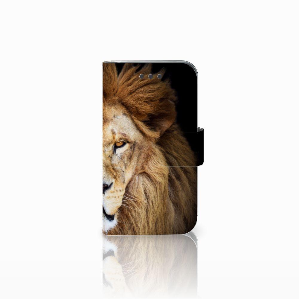 Samsung Galaxy Core 2 Boekhoesje Design Leeuw