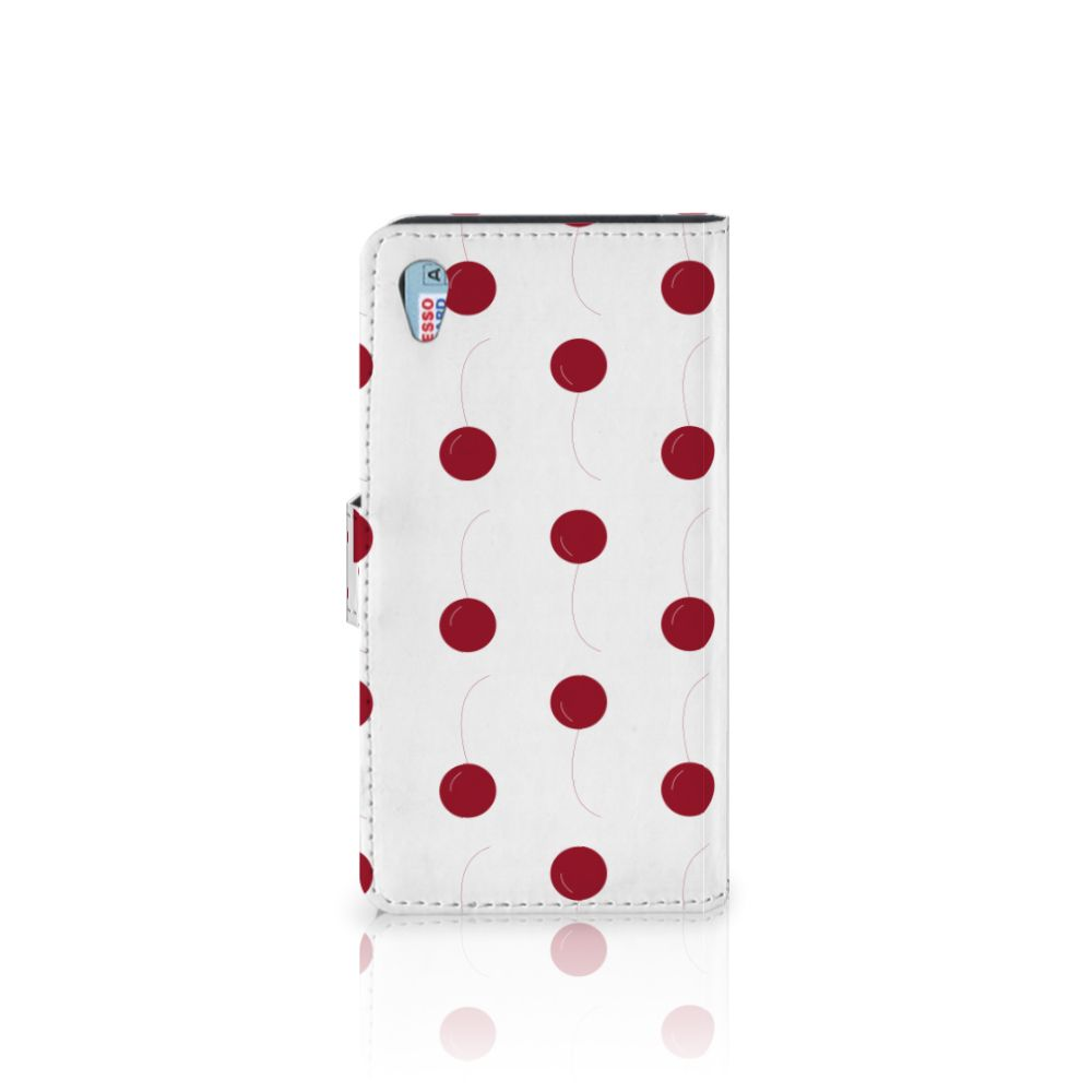 Sony Xperia Z3 Book Cover Cherries
