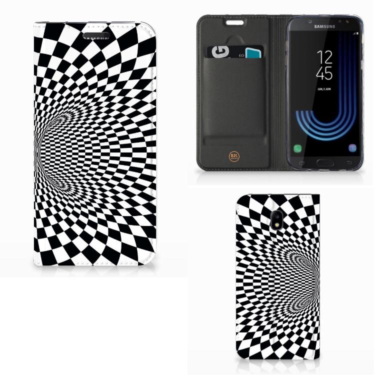 Samsung Galaxy J5 2017 Stand Case Illusie