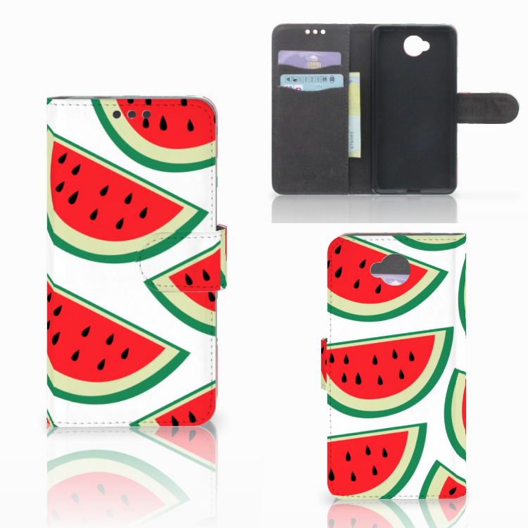 Microsoft Lumia 650 Book Cover Watermelons