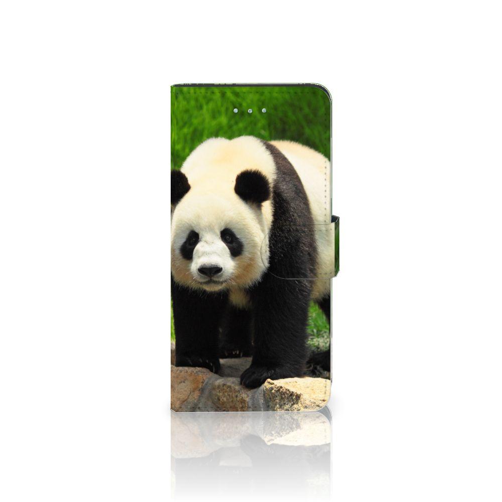 Apple iPhone 6 Plus   6s Plus Boekhoesje Design Panda