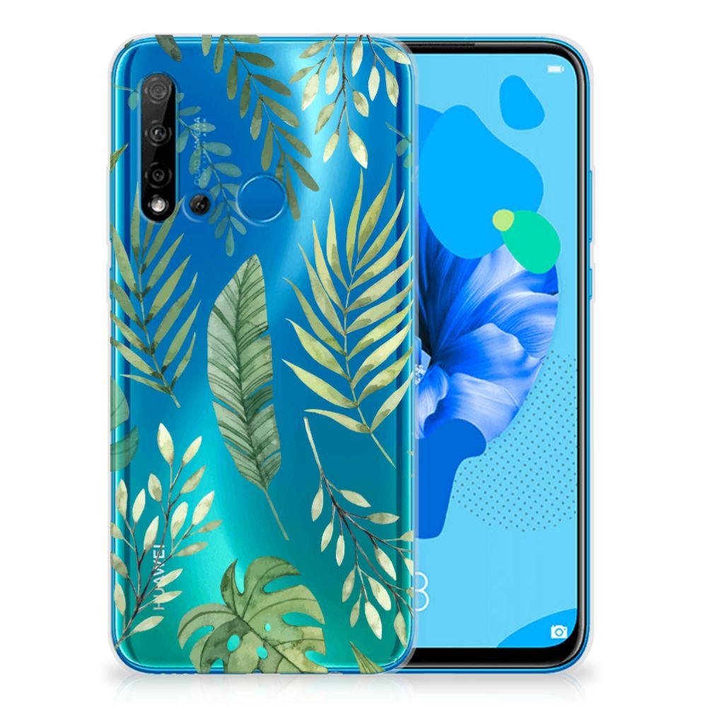 Huawei P20 Lite (2019) TPU Case Leaves