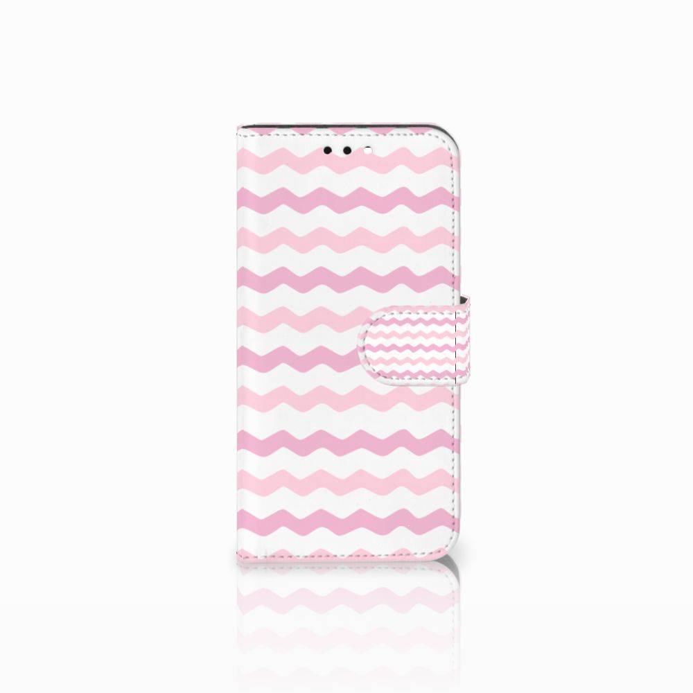 Huawei Nova 2 Telefoon Hoesje Waves Roze