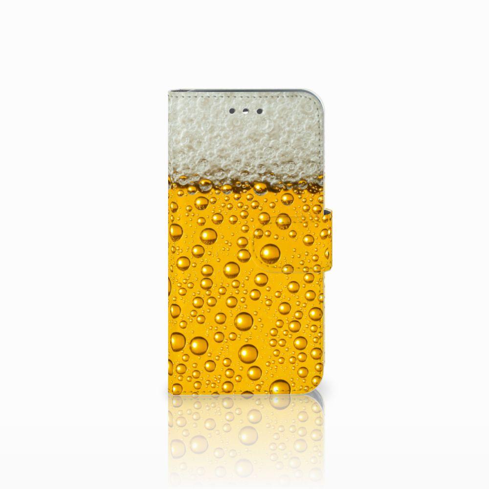 Wiko Wim Lite Uniek Boekhoesje Bier