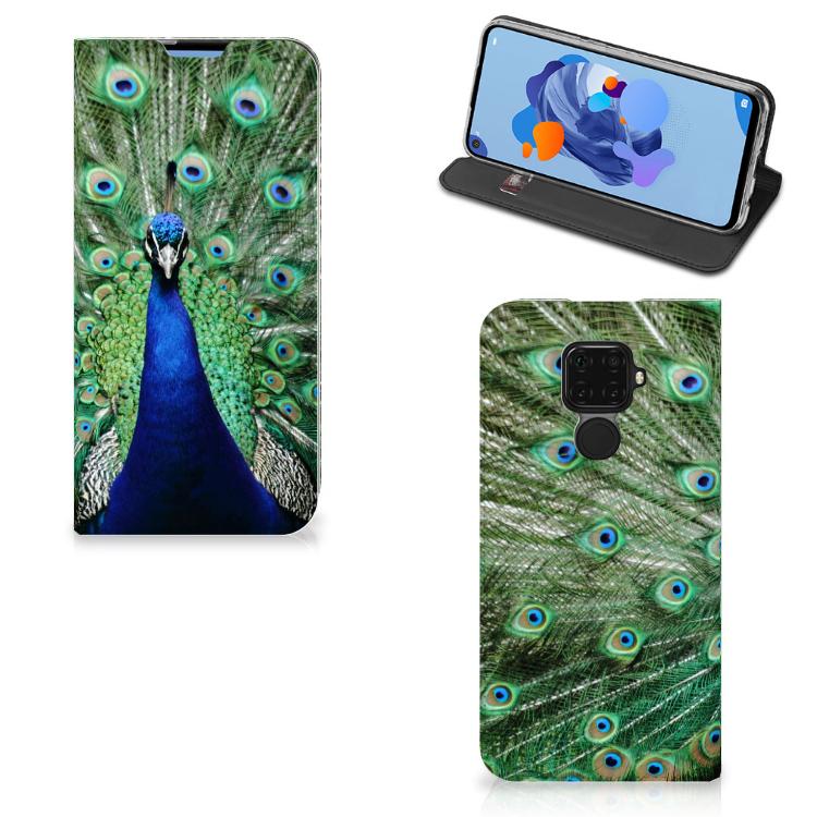 Huawei Mate 30 Lite Hoesje maken Pauw