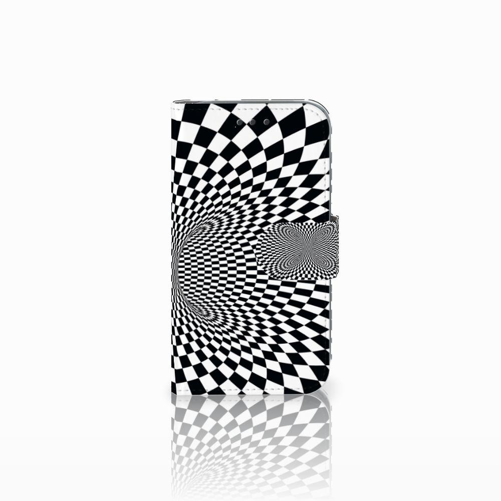 Samsung Galaxy Core Prime Bookcase Illusie