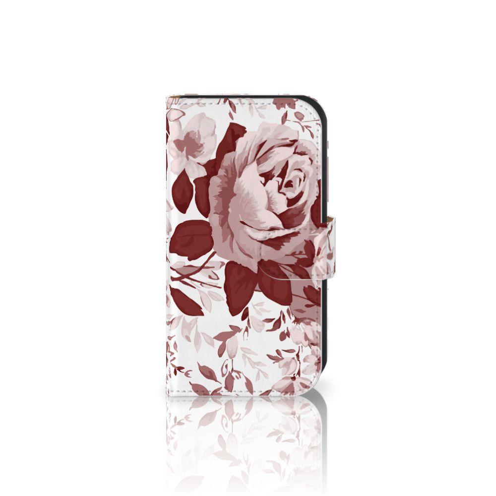 Hoesje Samsung Galaxy Ace 4 4G (G357-FZ) Watercolor Flowers