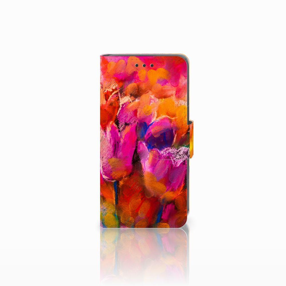 Nokia Lumia 630 Boekhoesje Design Tulips