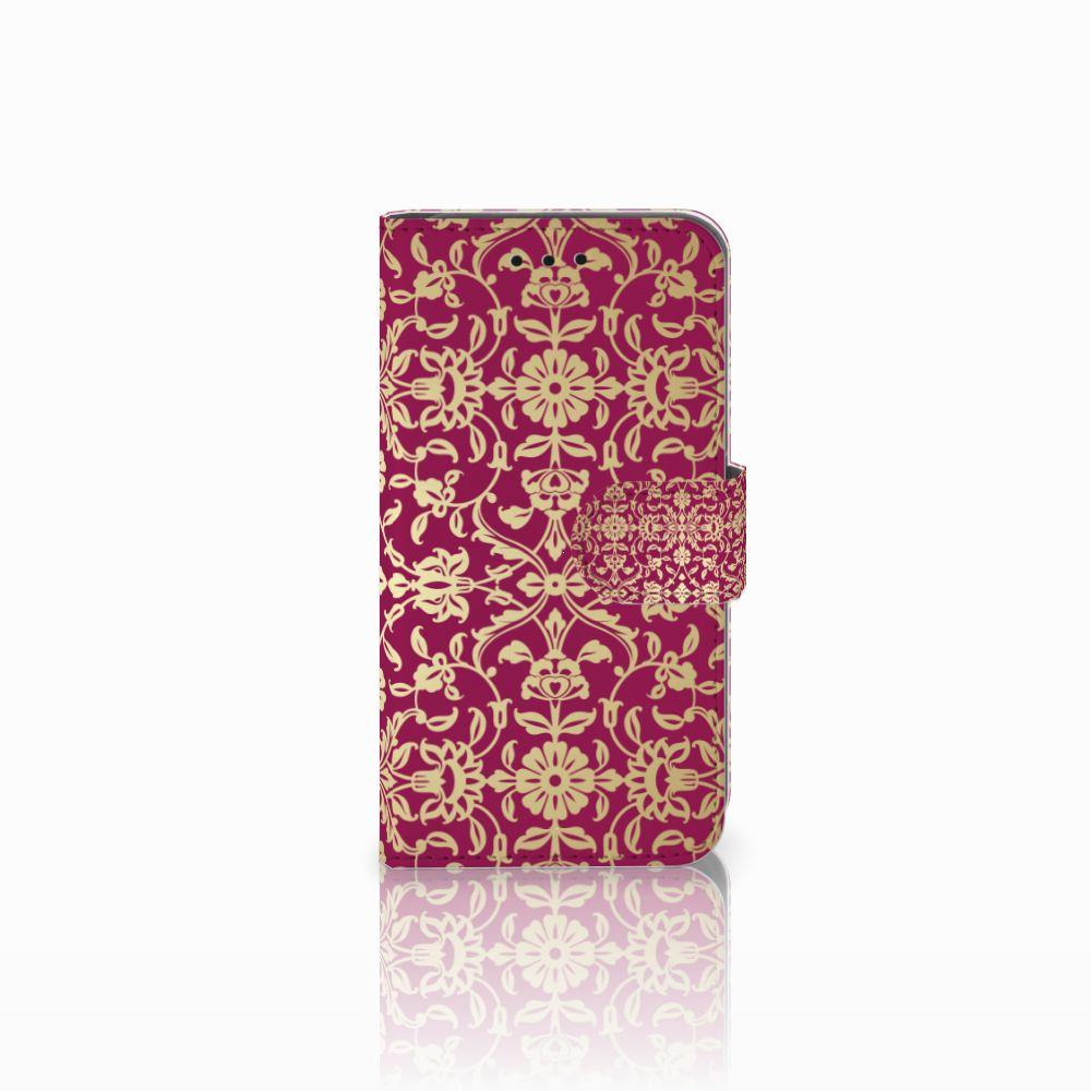 Microsoft Lumia 550 Boekhoesje Design Barok Pink