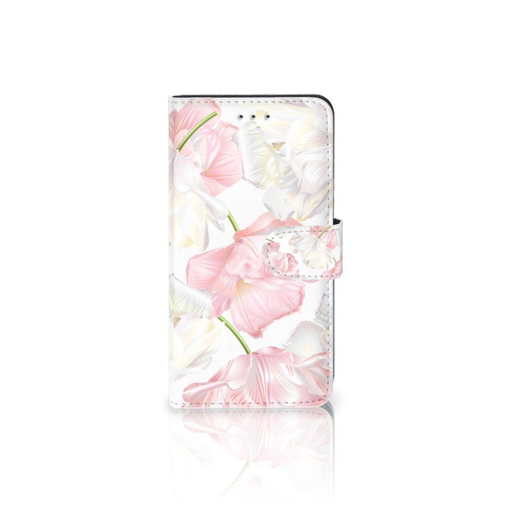 Samsung Galaxy J4 2018 Boekhoesje Design Lovely Flowers