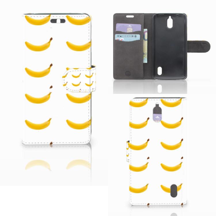 Huawei Y625 Book Cover Banana