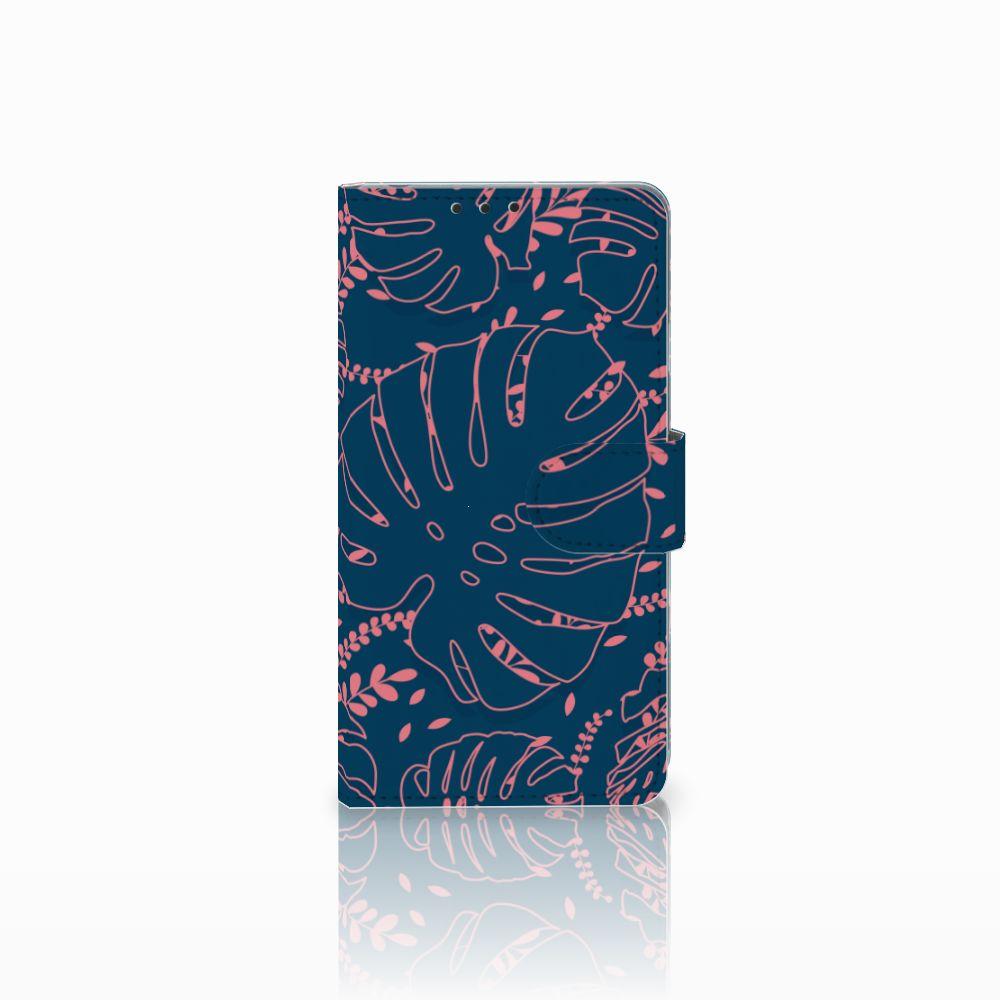 Sony Xperia Z1 Boekhoesje Design Palm Leaves