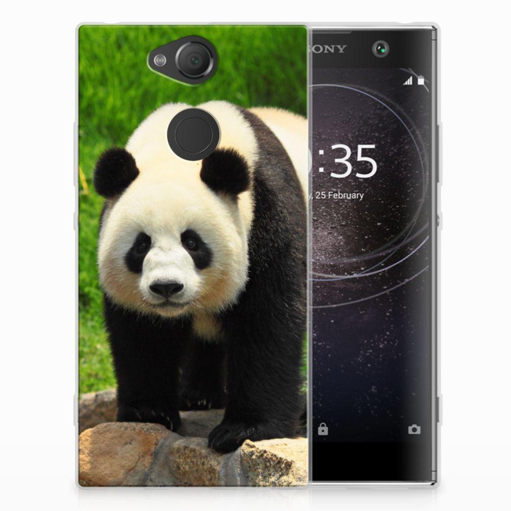 Sony Xperia XA2 TPU Hoesje Panda