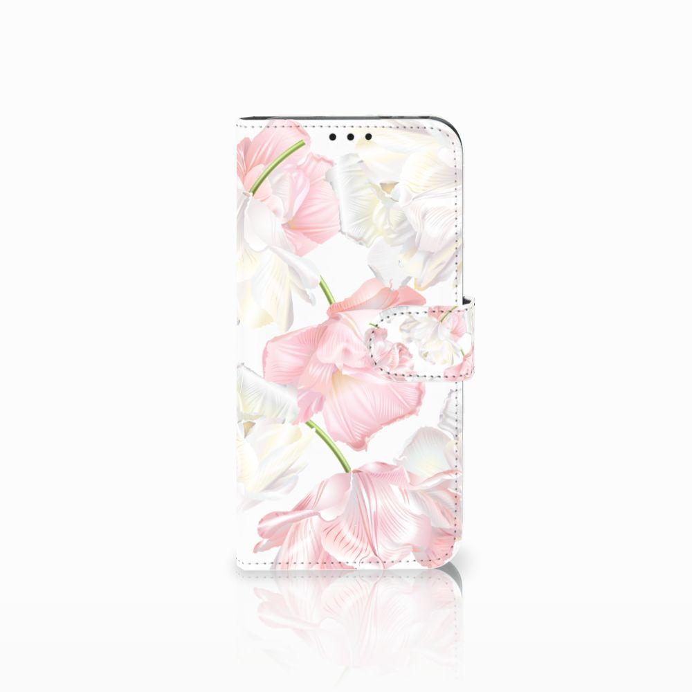 Honor View 20 Boekhoesje Design Lovely Flowers
