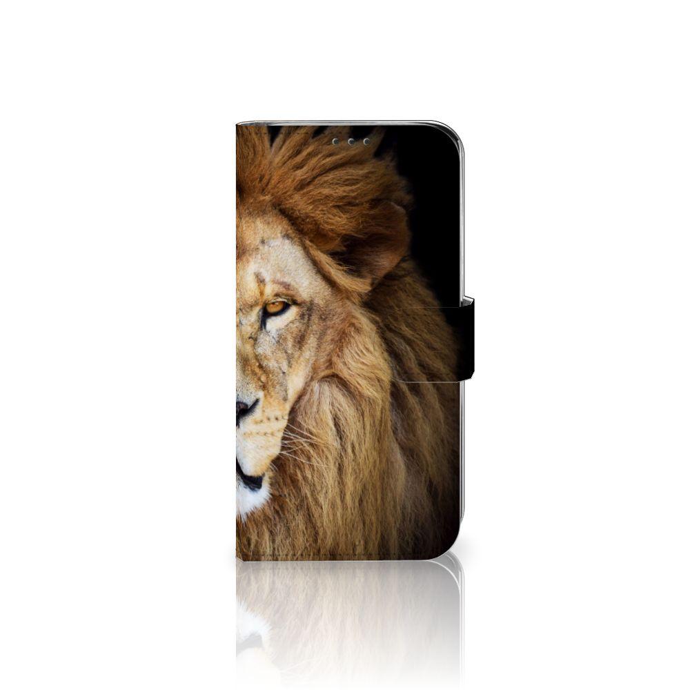 Xiaomi Mi A2 Lite Boekhoesje Design Leeuw