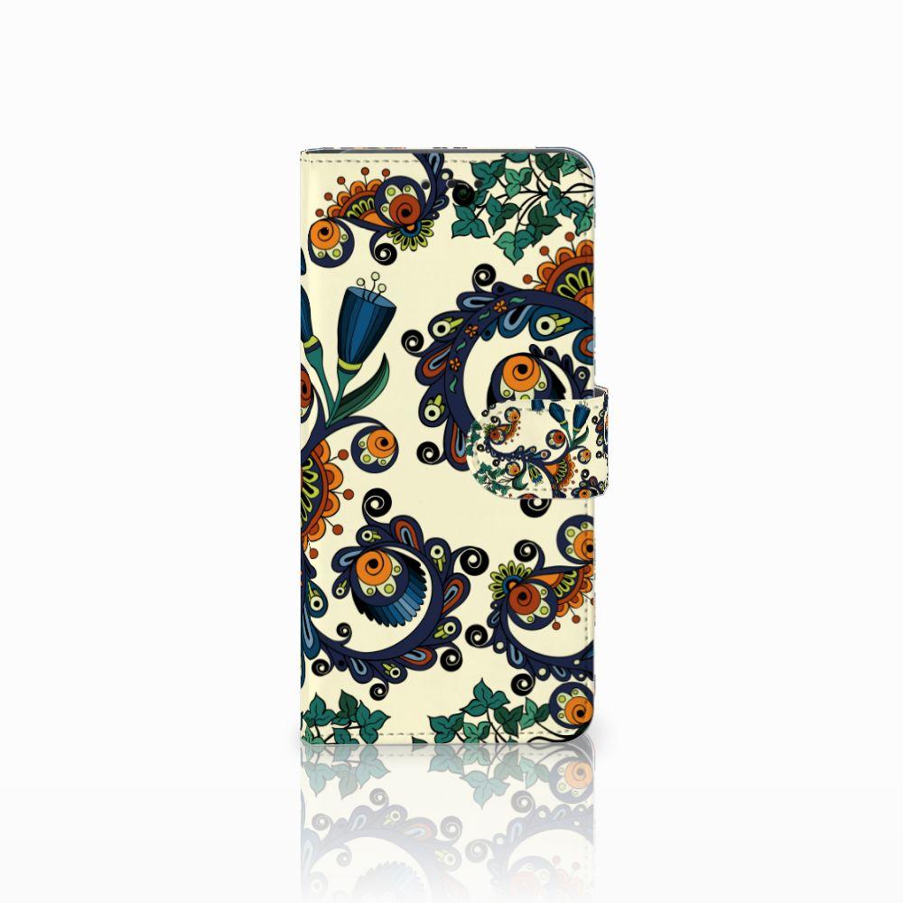 Wallet Case Huawei Mate 20 Pro Barok Flower