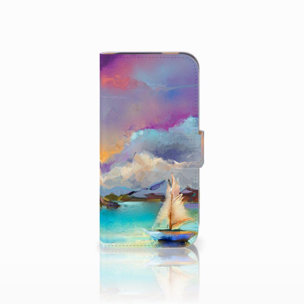 Hoesje HTC One M8 Boat
