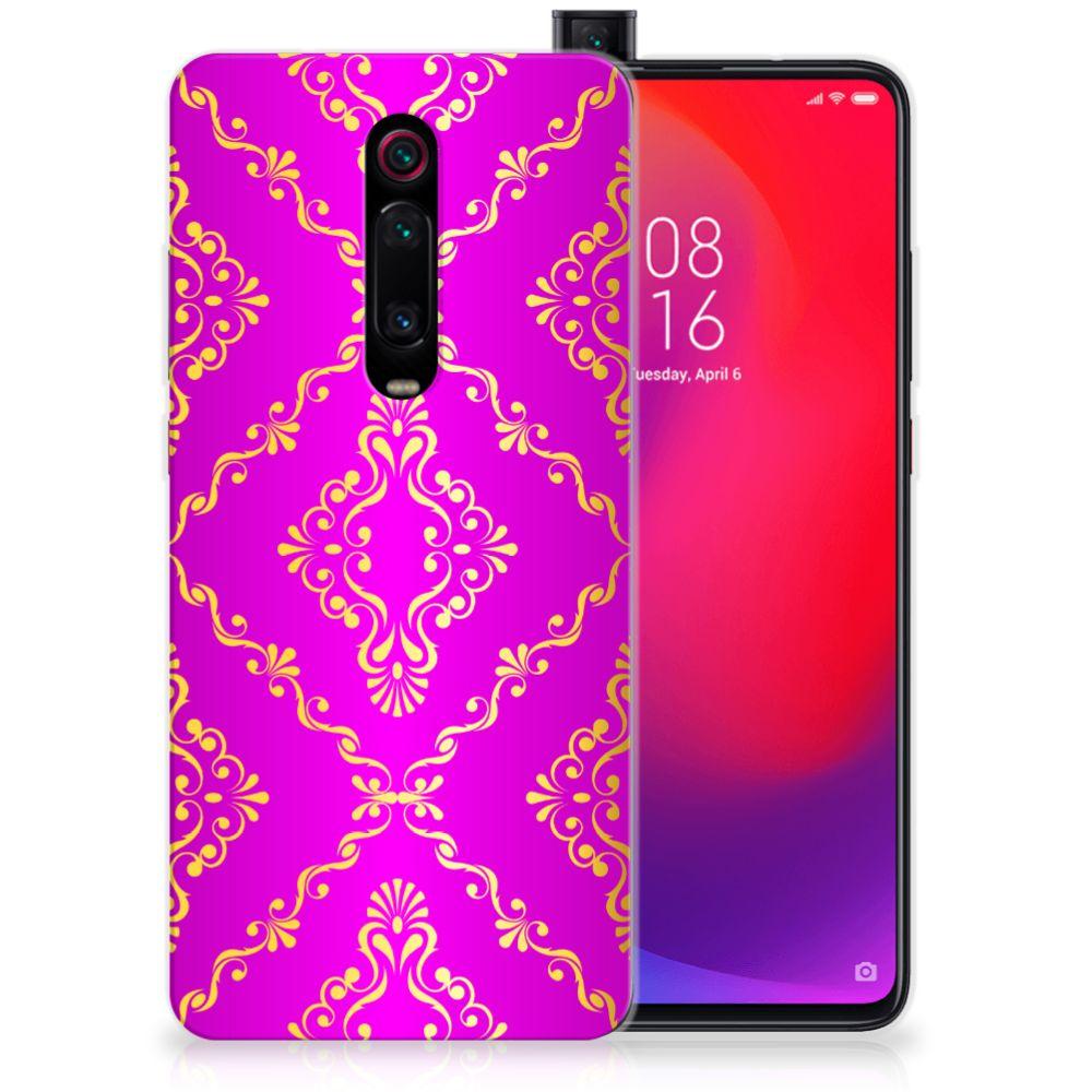 Siliconen Hoesje Xiaomi Mi 9T Pro   Redmi K20 Pro Barok Roze