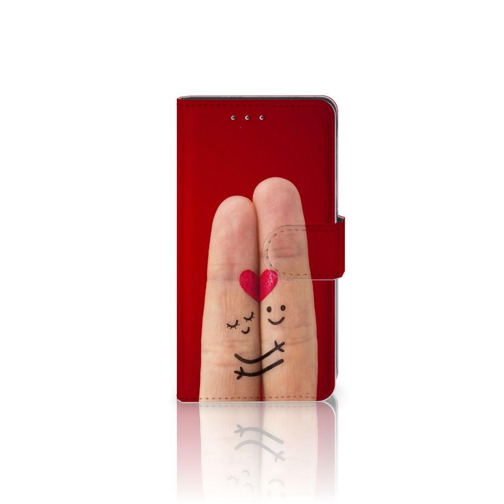 Motorola Moto G 3e Generatie Uniek Boekhoesje Liefde