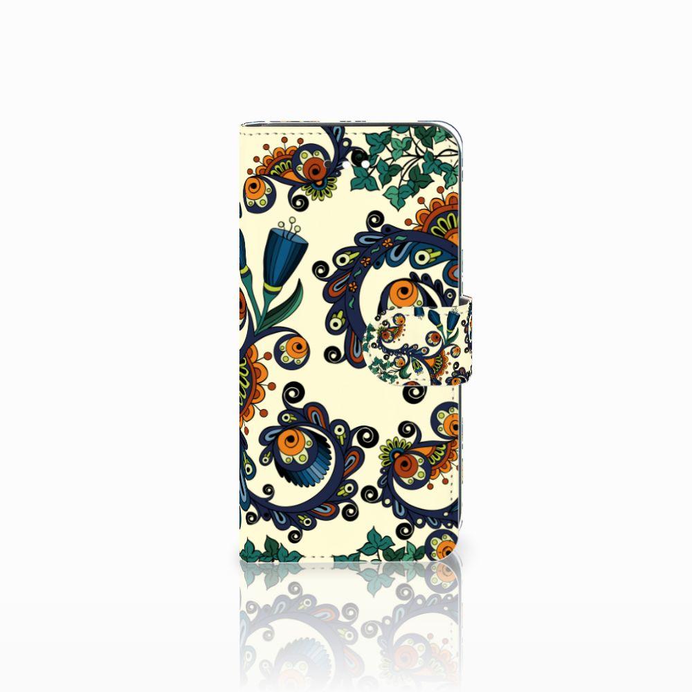 LG K11 Boekhoesje Design Barok Flower