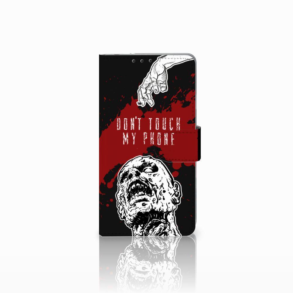 Sony Xperia Z1 Boekhoesje Design Zombie Blood