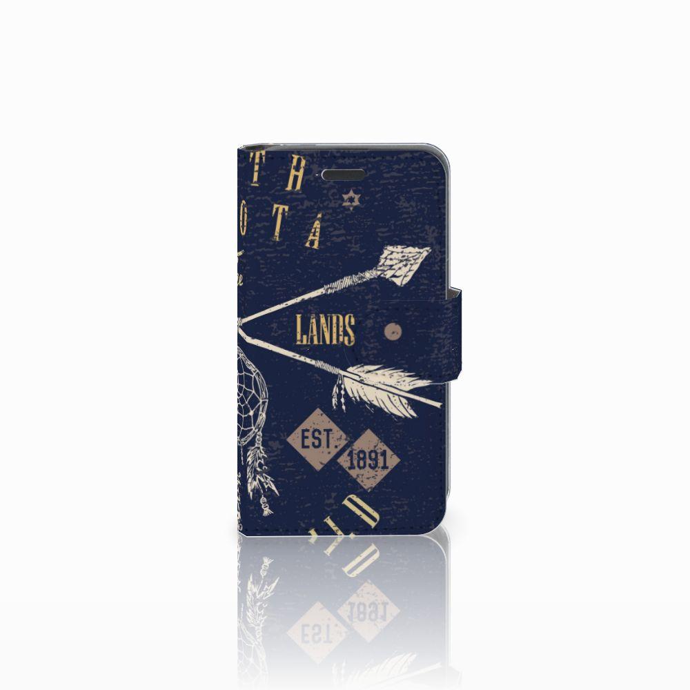 Nokia Lumia 520 Boekhoesje Design South Dakota
