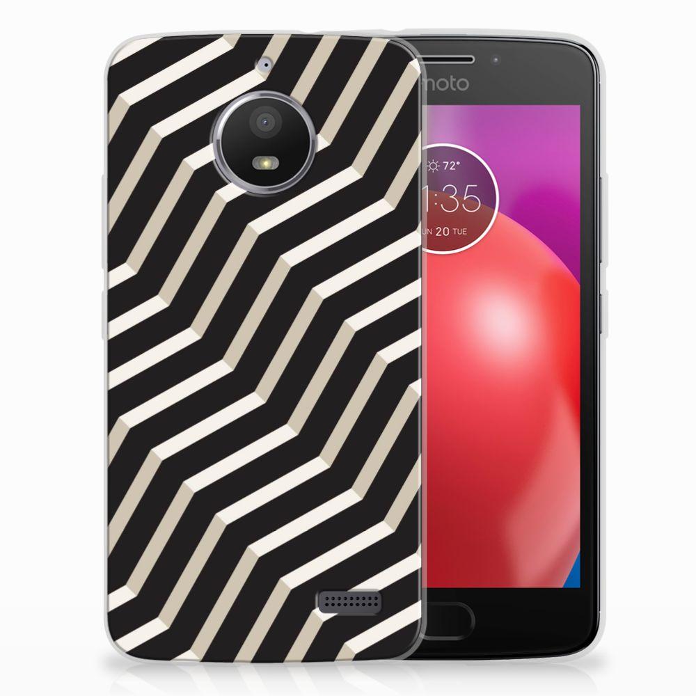 Motorola Moto E4 TPU Hoesje Illusion