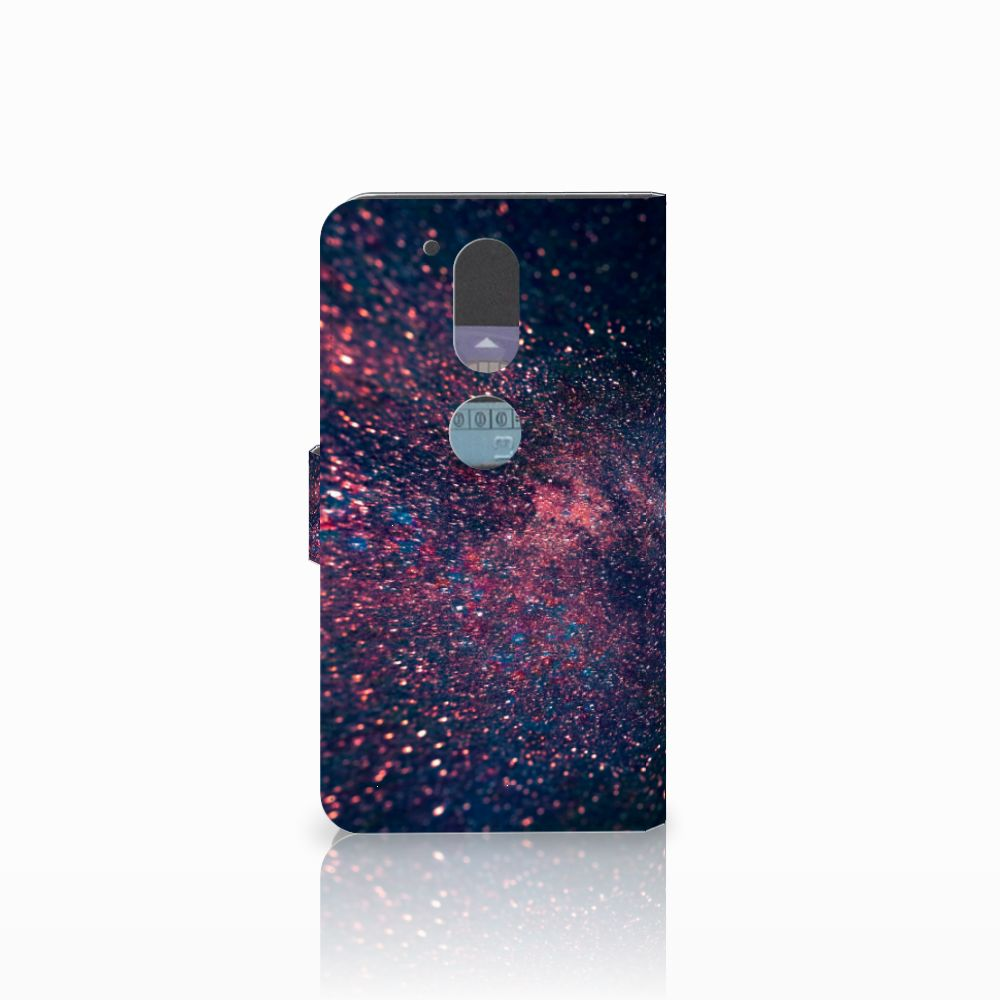 Motorola Moto G4 | G4 Plus Bookcase Stars