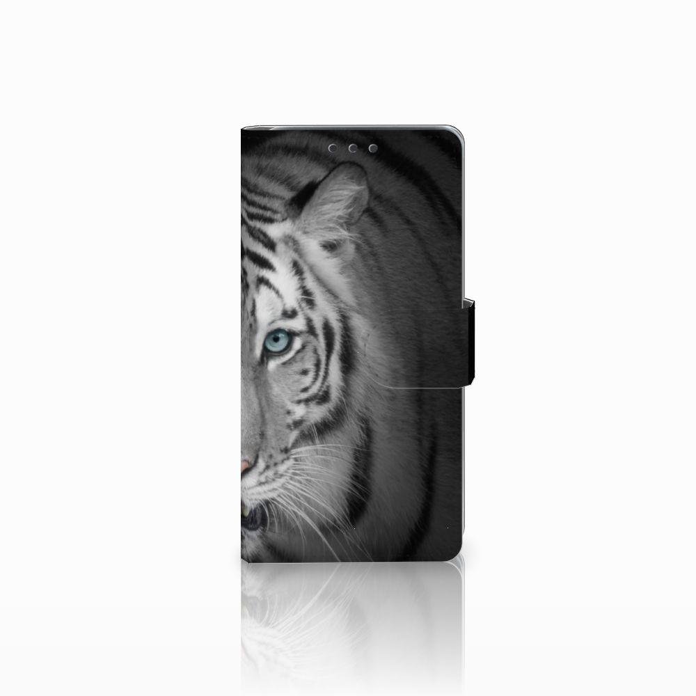 HTC Desire 626 | Desire 626s Uniek Boekhoesje Tijger