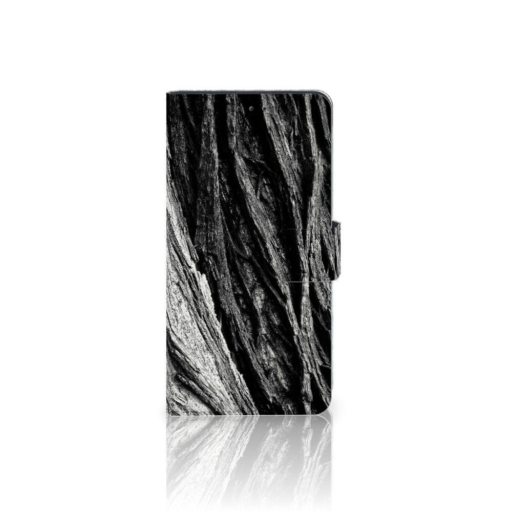 Samsung Galaxy A7 (2018) Uniek Boekhoesje Boomschors
