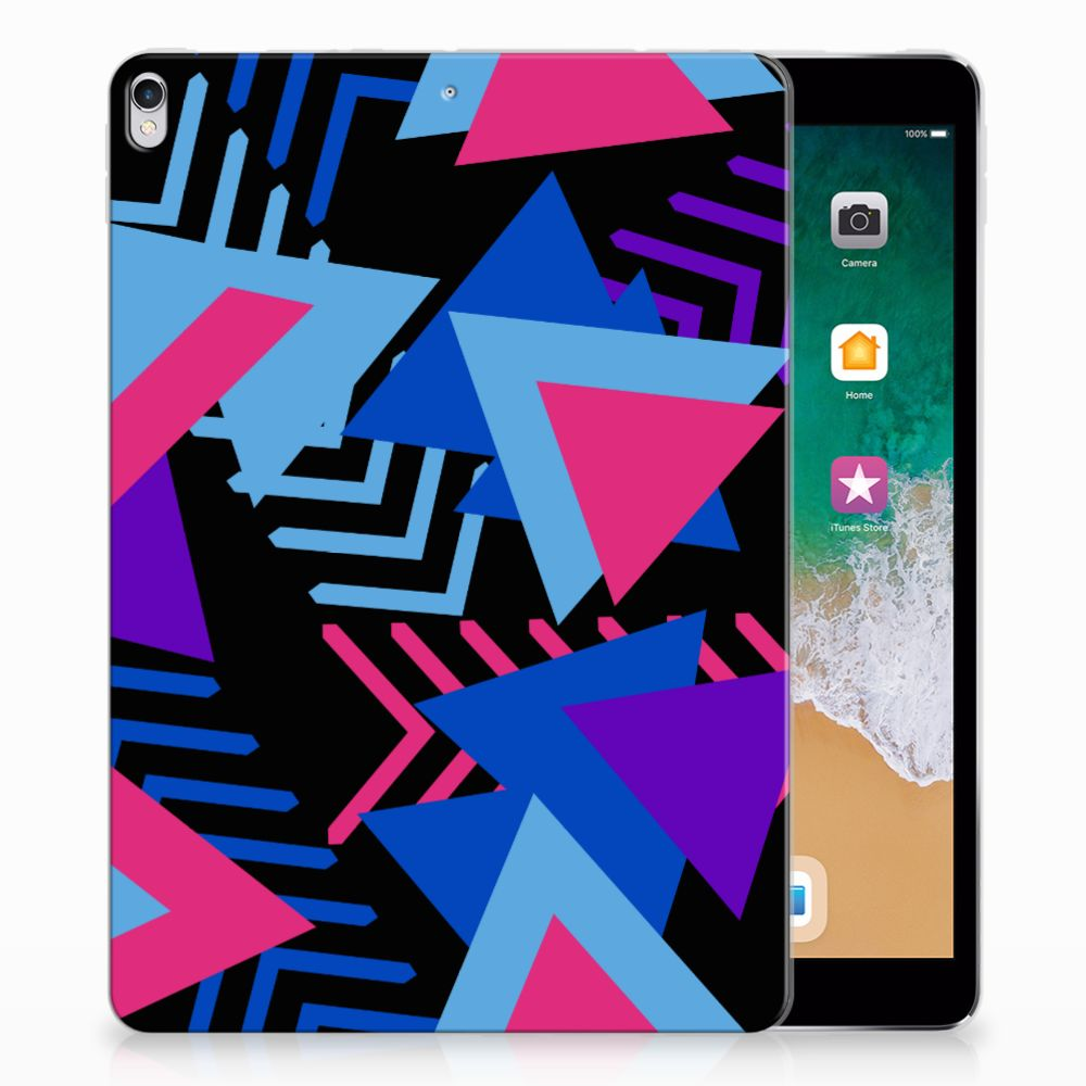 Apple iPad Pro 10.5 Back Cover Funky Triangle