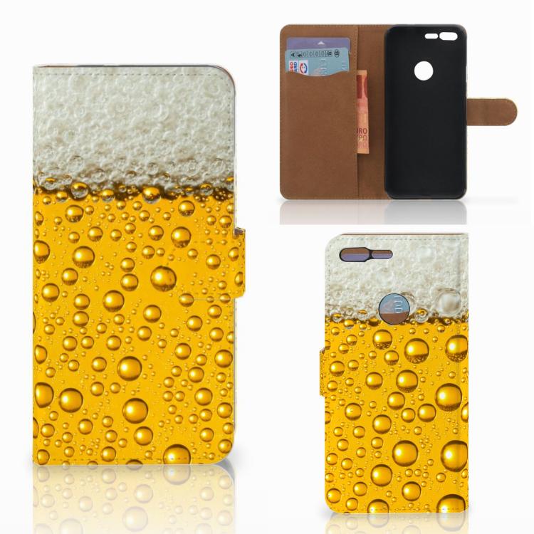 Google Pixel XL Book Cover Bier