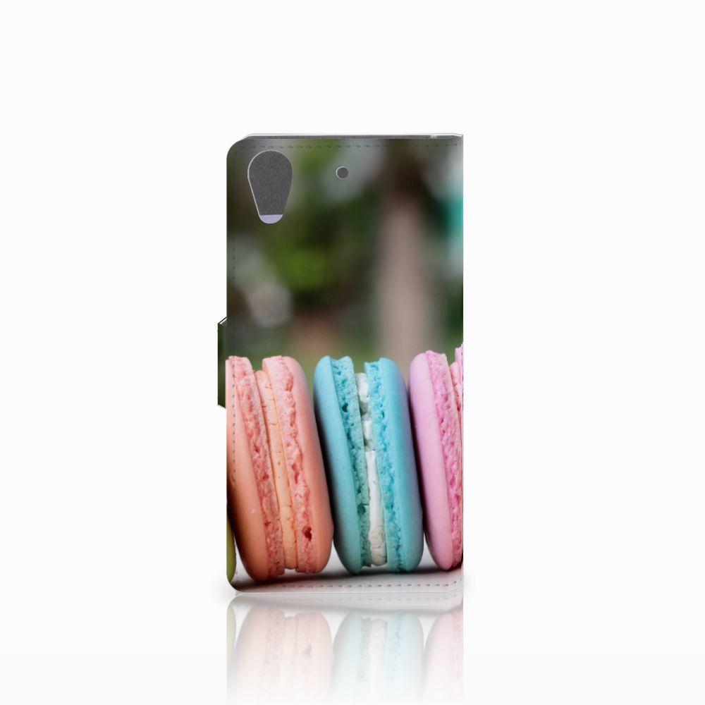 HTC Desire 626 | Desire 626s Book Cover Macarons