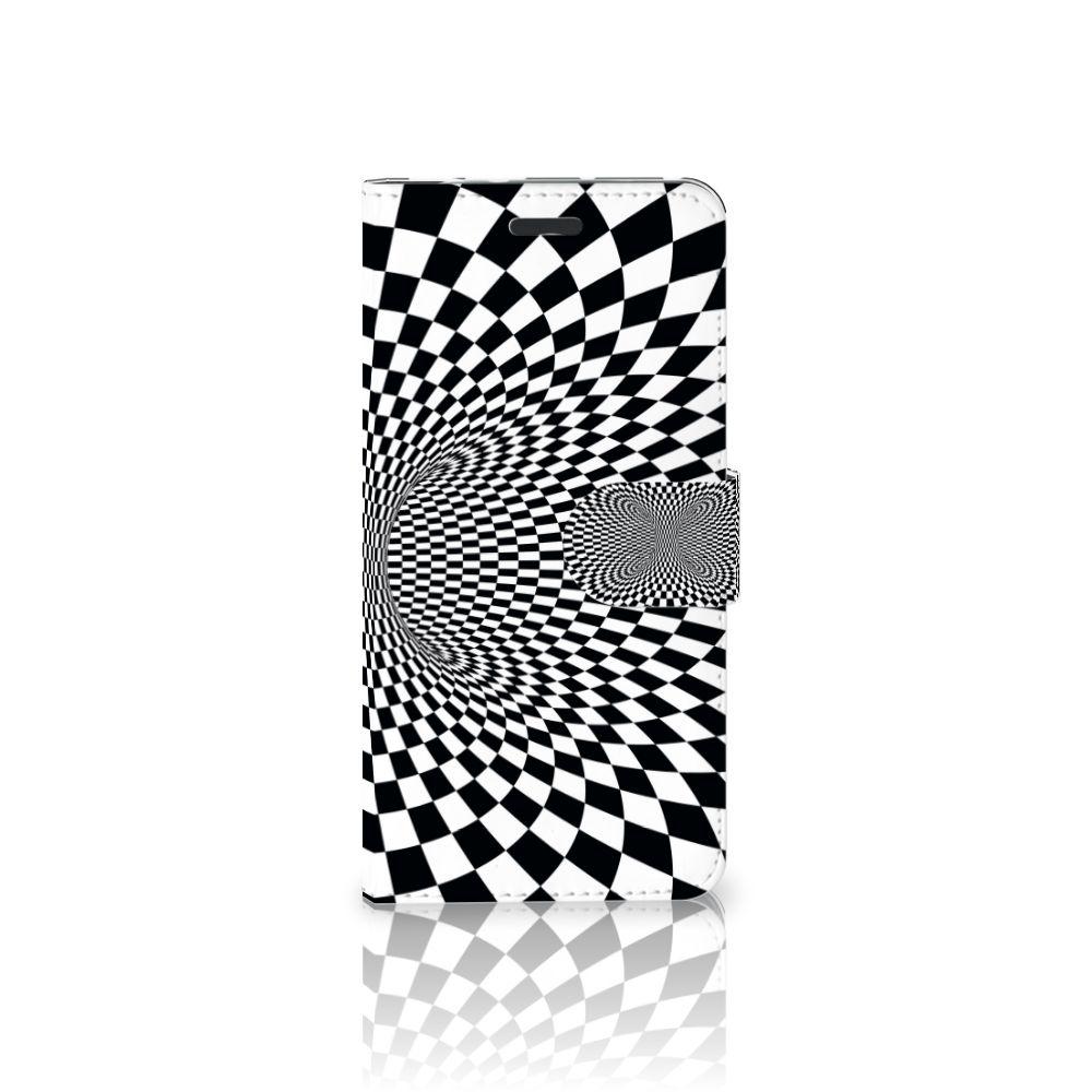 Motorola Moto Z Bookcase Illusie