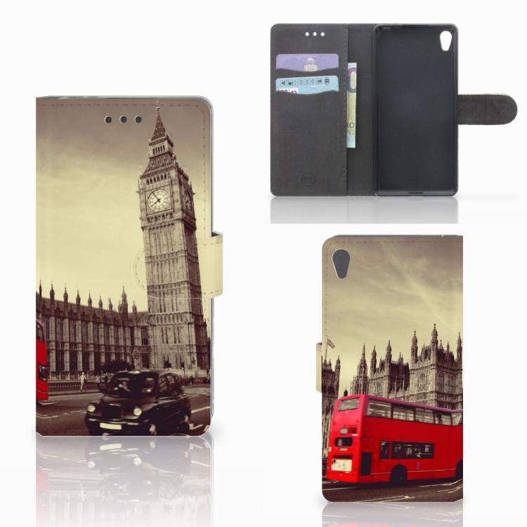 Sony Xperia E5 Flip Cover Londen