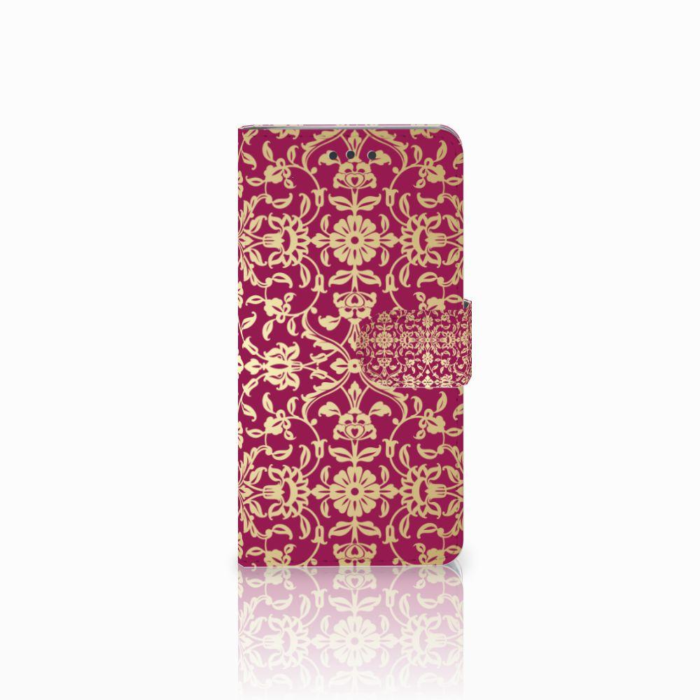 HTC U Play Boekhoesje Design Barok Pink