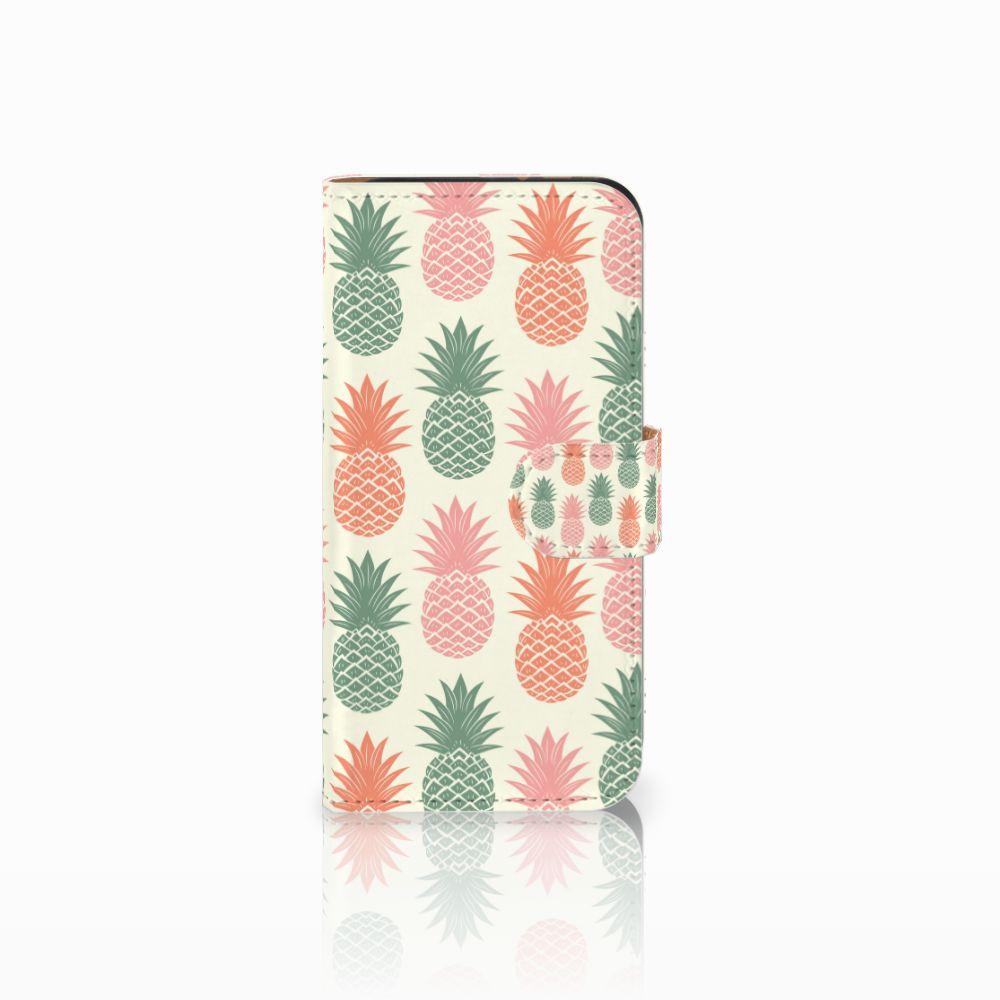 HTC One Mini 2 Boekhoesje Design Ananas