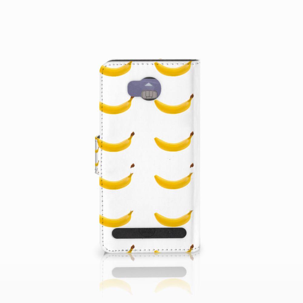 Huawei Y3 2   Y3 II Book Cover Banana
