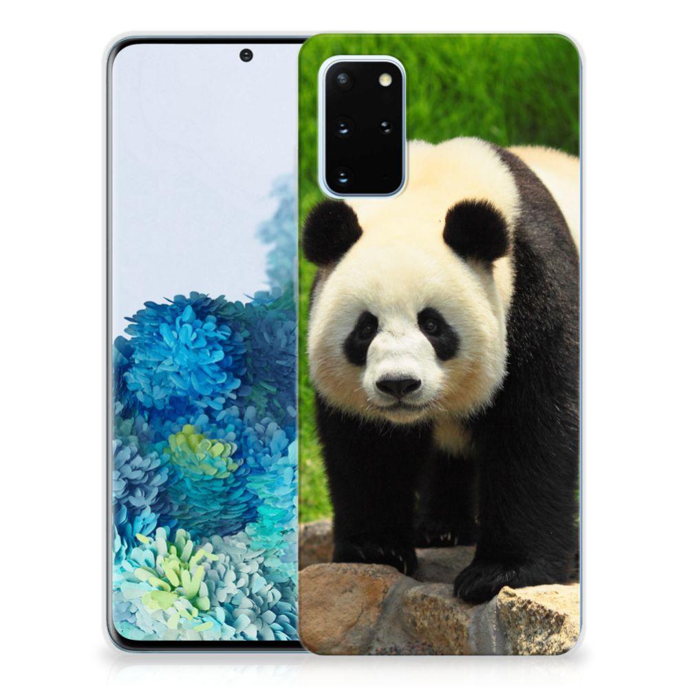 Samsung Galaxy S20 Plus TPU Hoesje Panda