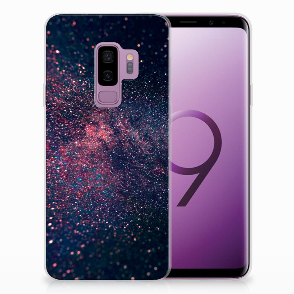 Samsung Galaxy S9 Plus TPU Hoesje Design Stars