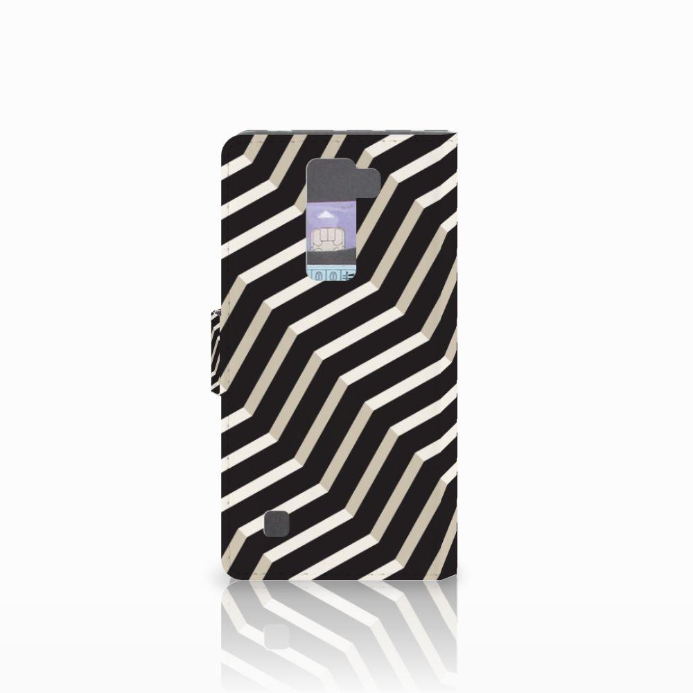LG K8 Bookcase Illusion
