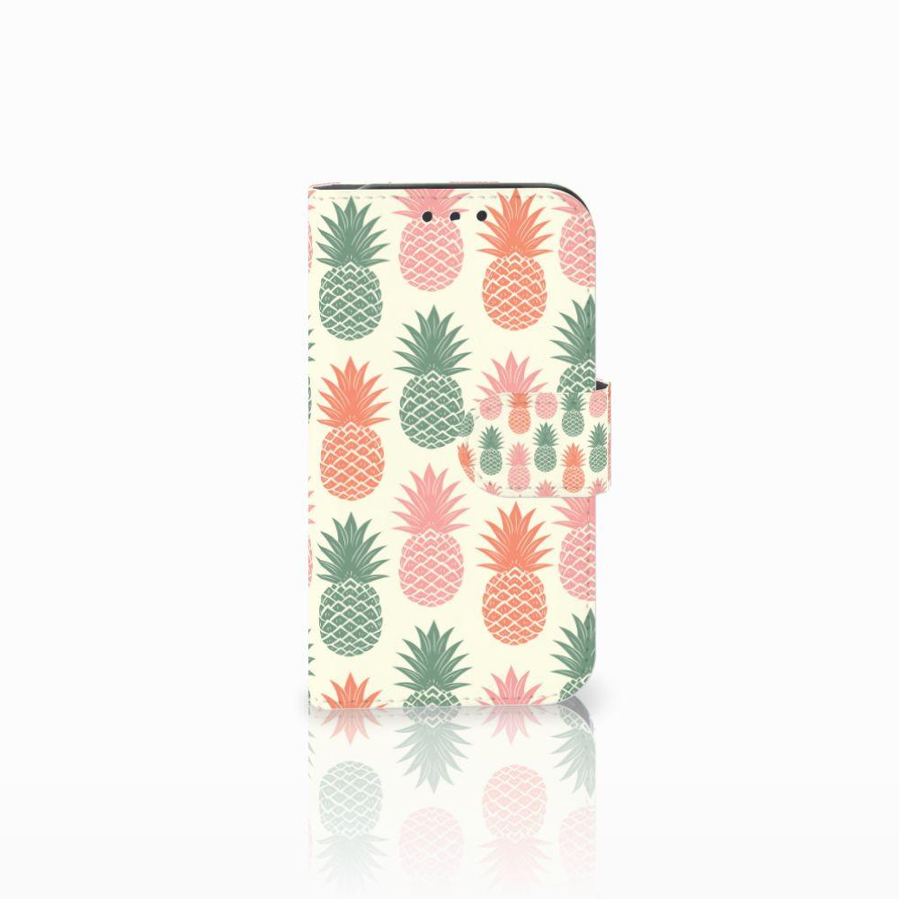 Lenovo B Boekhoesje Design Ananas